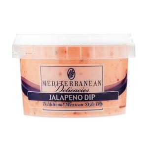 Mediterranean Jalapeno Dip 190g