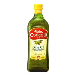 Pietro Coricelli Pure Olive Oil in Glass Bottle 1l