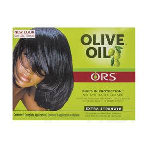 Organic Root Stm Olive Oil E xtra Strength Relaxer