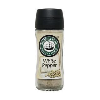 Robertsons Spice White Pepper 100ml x 10