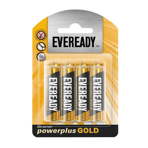 Eveready Power Plus Gold AA 8ea