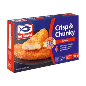 Sea Harvest Crisp And Chunky C lassic 500g
