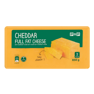 PnP Cheddar Cheese 850g