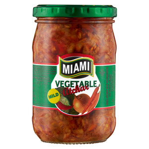 Miami Mild Mixed Vegetable A Tchar 250g