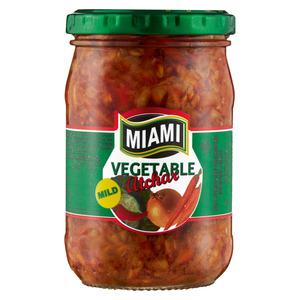 Miami Mild Mixed Vegetable A Tchar 250g