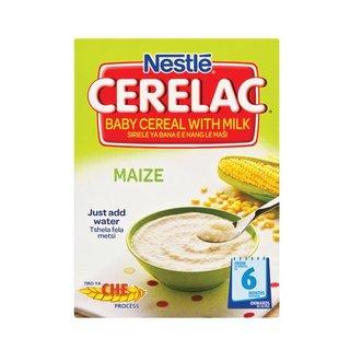 Nestle Cerelac Infant Cereal Maize 250g x 6