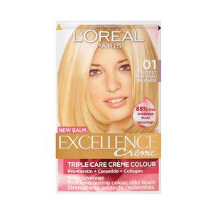 Excellence Creme Lightest Natural Blonde Hair Colour