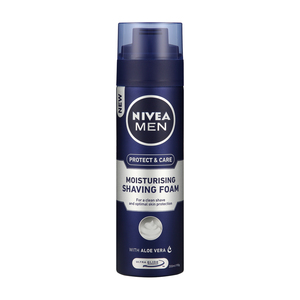 Nivea For Men Moisturising S having Foam 200 ML