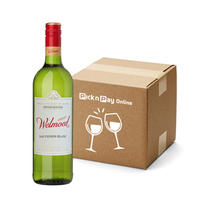 Welmoed Sauvignon Blanc 750ml x 6