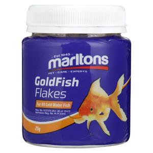 Marltons Goldfish Flakes 25 GR