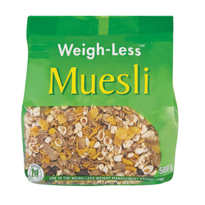 Weigh-less High Bulk Muesli 500g