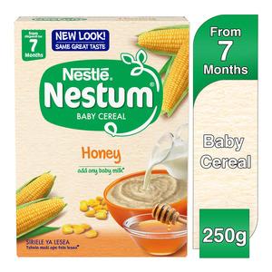 Nestle Nestum Infant Cereal Honey 250g