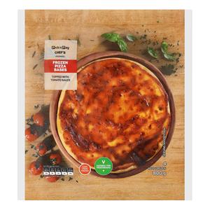 Pnp Pizza Bases 4ea