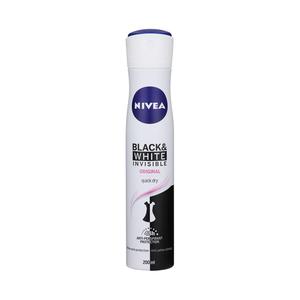 Nivea Deo Black & White Female Anti Perspirant 200ml
