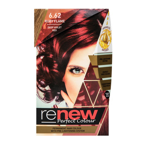 Renew Perm Hair Colour Ruby Flame