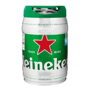 Heineken Lager Draught 5l Keg