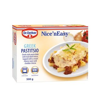 Nice'n Easy Greek Pastitsio 500g