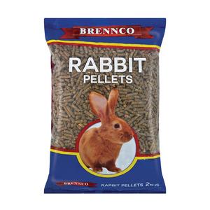 Brennco Rabbit Pellets 2kg