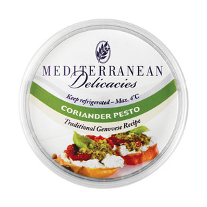 Mediterranean Corriander Pesto 125g