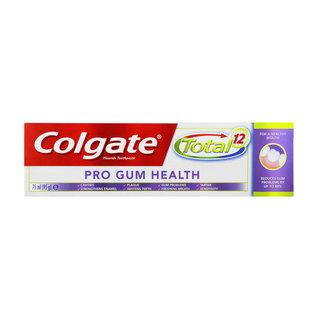 Colgate Total Pro Gum Health 75ml x 12
