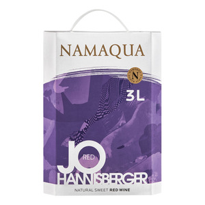 Namaqua Johannisberger Red 3 Litre