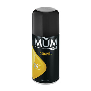 Mum for Men Original Deodorant 120ml