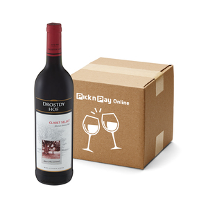 Drostdy-Hof Claret Select 750ml x 6