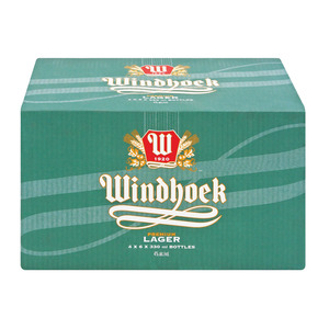 Windhoek Lager Nrb 330 Ml X 24