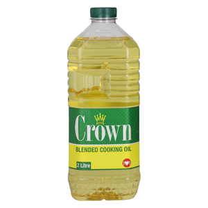 Crown Cooking Oil 2l