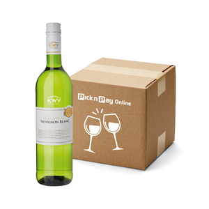 KWV Sauvignon Blanc Classic 750ml x 6