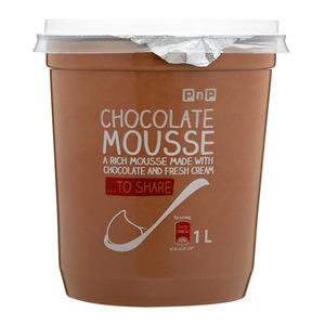 PnP Chocolate Mousse 1l