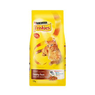 Purina Friskies Country Feast Dry Cat F ood 2.9kg