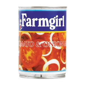 Farmgirl Tomato & Onion Mix 400g