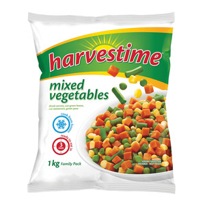Harvestime Vegetable Mix 1 K G