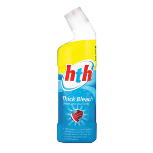Hth Thick Bleach Lemon 750 Ml
