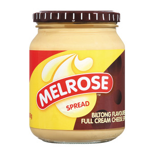 Melrose Biltong Cheese Spread 400g