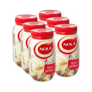Nola Original Mayonnaise 750g x 6