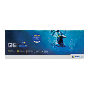 Zodiac G5 Combination Pool Cleaner