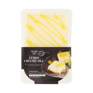 Pnp Lemon Cheesecake 445g