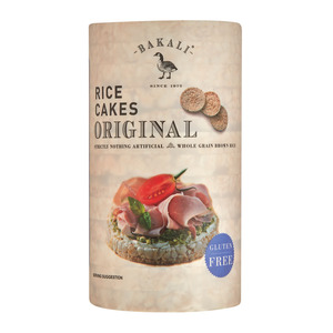 Bakali Salted Rice Cakes 13ea