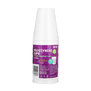 PnP Polystyrene Cups 10s x 24