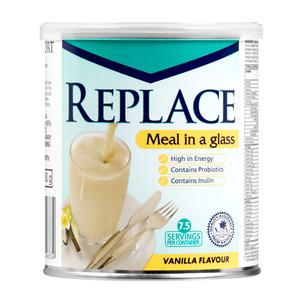 Replace Vanilla Drink 400g