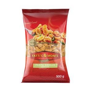 Fatti's&moni's Pasta Shells 500g