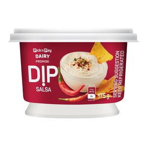 Pnp Salsa Creamy Dip 175g