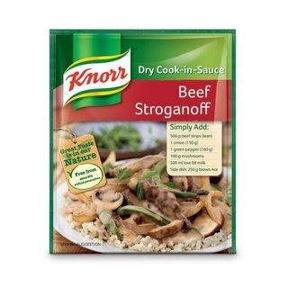 Knorr Cook In Sauce Beef Stroganoff 58g