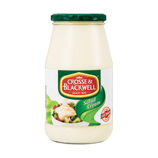 Crosse & Blackwell Salad Cream 790g x 6