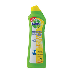 Dettol Multi Surface Cream Cleaner Citrus 750ml