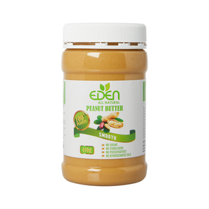 Eden Smooth Peanut Butter 410gr