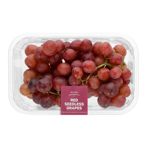 Pnp Red Seedlessgrapes 500g