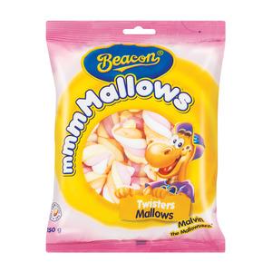 Beacon Marshmallows Tasty Twi Sters 150g